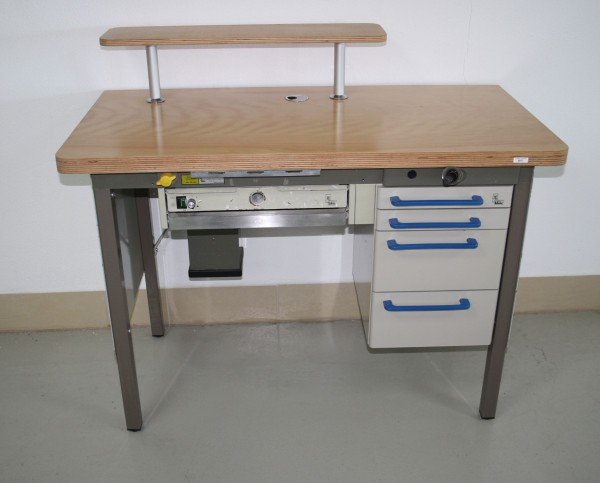 KaVo Dentallabor-Einzel-Arbeitsplatz Techniktisch Labortisch #6911