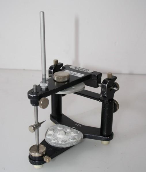 Dentsply DeTrey Artikulator Rational 25° + 2 Sockelplatten # 7246