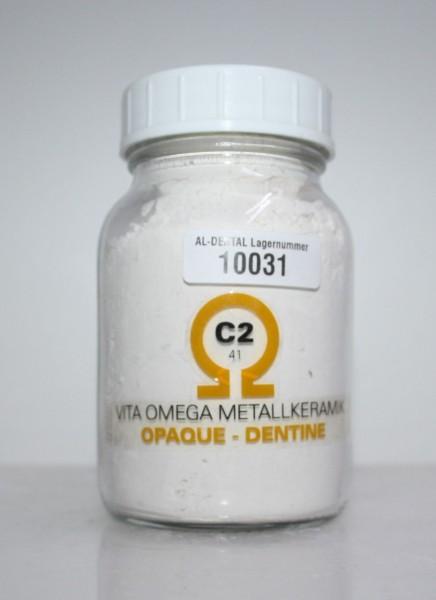 VITA OMEGA Metallkeramik C 2 # 10031