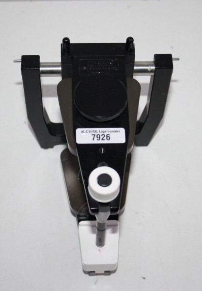 AMANN GIRRBACH Artex Eingipsartikulator + Splitex-System # 7926