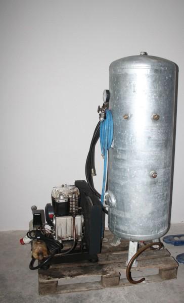 SCHNEIDER Kompressor Typ BS 870-10 # 9251