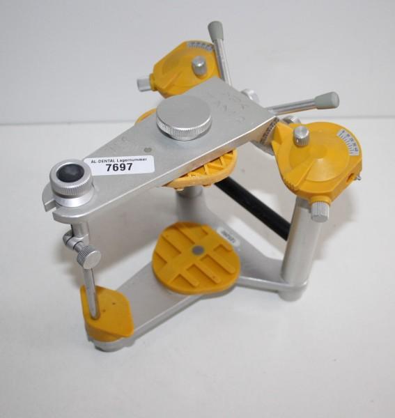 SAM 2 P Artikulator - mit Gravur # 7697
