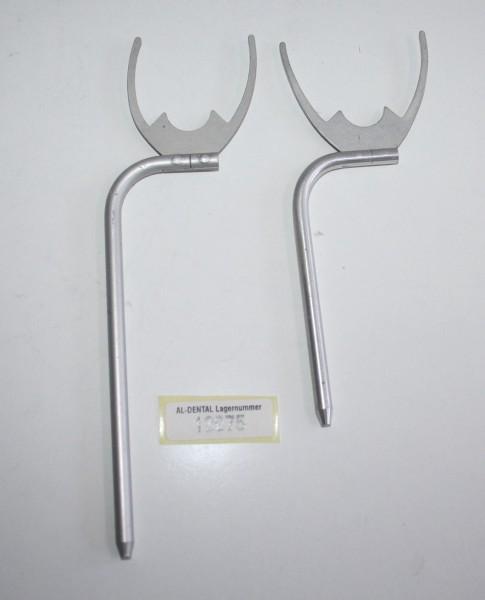Dental Bißgabel - 1 Paar # 13675