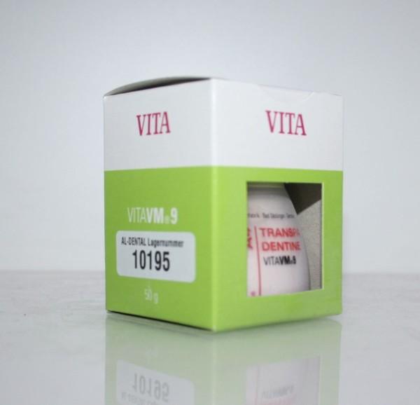 VITA VM 9 Keramikmassen / Dentalkeramik Transpa Dentine A 4 # 10195