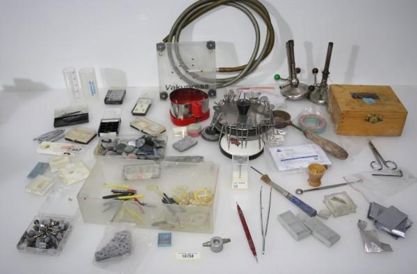 Restposten Verbrauchs-/Gebrauchsmaterialien # 10758