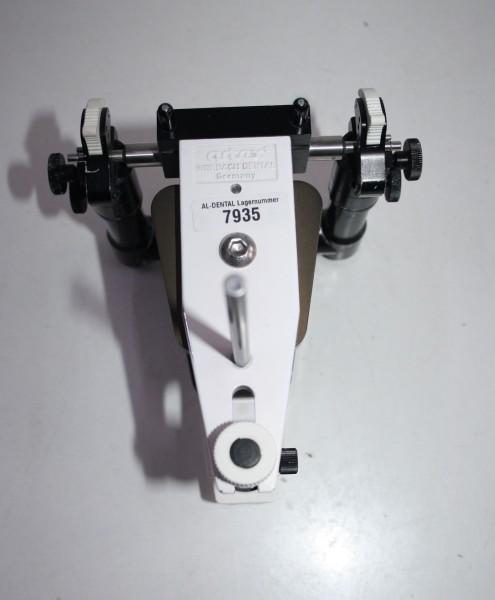AMANN GIRRBACH Artex Artikulator Typ TK + Splitex-System # 7935