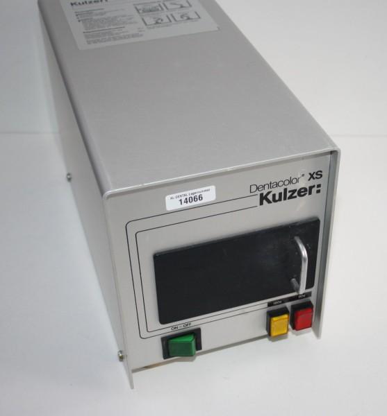 Hochleistungs-Lichtpolymerisationsgerät Dentacolor XS Kulzer # 14066