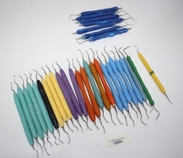 Zahnarztpraxis Restposten diverse Instrumente # 10994