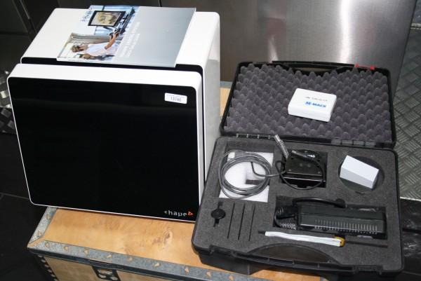 3Shape Scanner D 700 incl. Kalibrierungsset # 13740
