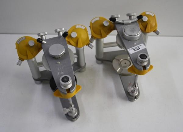 SAM 2 Artikulator + Adesso/Baumann-Platten