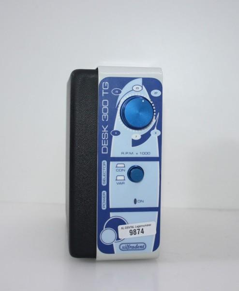 SILFRADENT Knieanlasser Typ DESK 300 TG # 9874