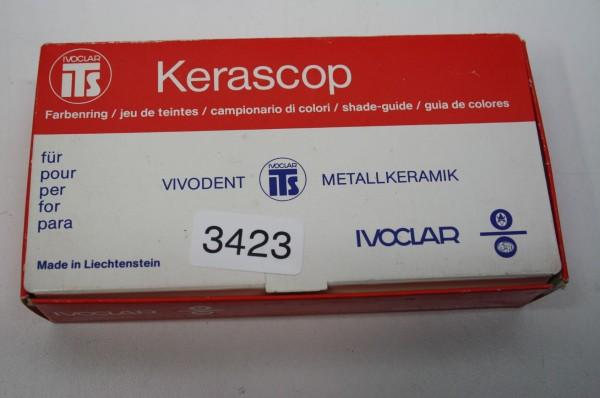 IVOCLAR Kerascop Farbenring # 3423
