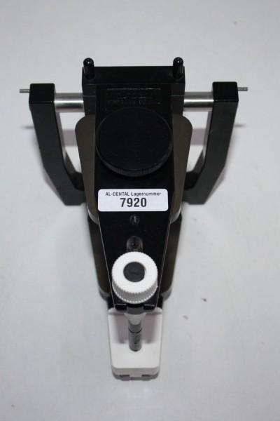 AMANN GIRRBACH Artex Eingipsartikulator + Splitex-System # 7920