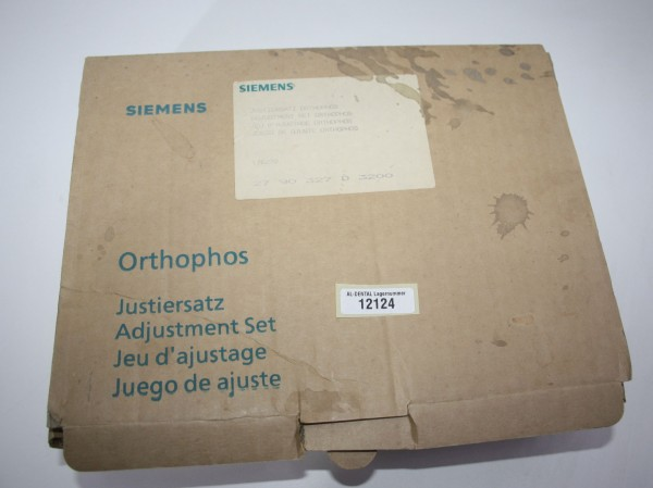 SIEMENS Orthophos Justiersatz # 12124