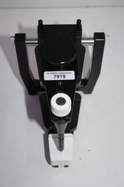 AMANN GIRRBACH Artex Eingipsartikulator + Splitex-System # 7919