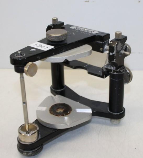 Artikulator Rational 30° mit Magnetplatten # 1341