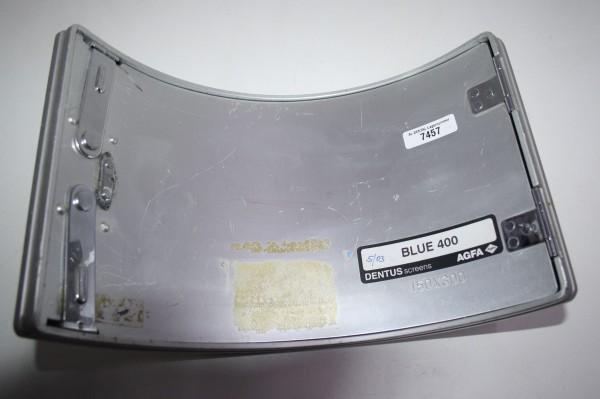 AGFA Blue 400 Dentus screens Röntgen-Filmkassette 150 x 300 # 7457