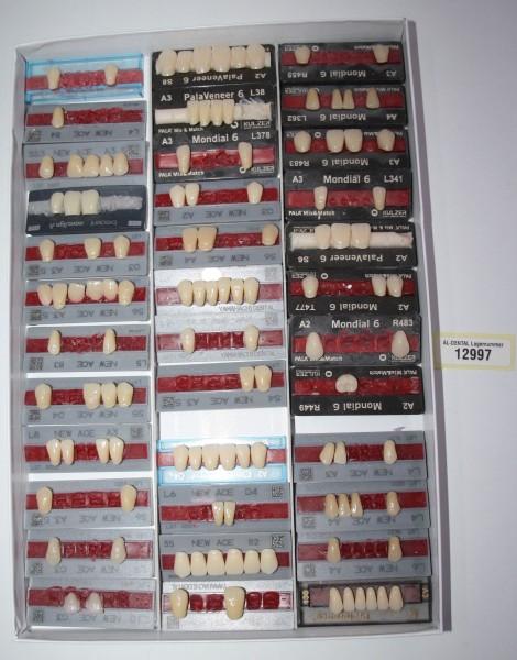 Zahngarnituren / Reparaturzähne namhafter Hersteller # 12997