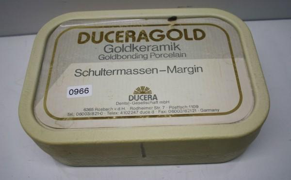 DUCERAGOLD Goldkeramik Schultermassen-Margin # 966
