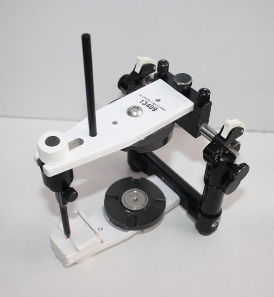 AMANN GIRRBACH Artex Artikulator Typ TK + Adesso-Baumann-Splitsystem # 13409