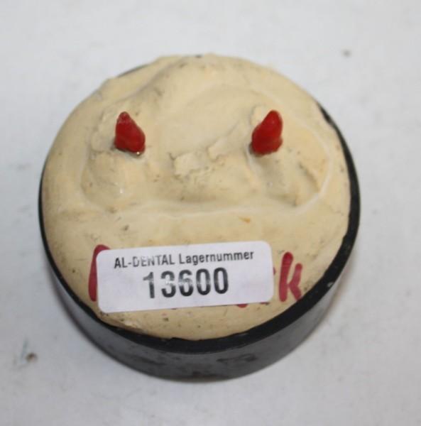 Dental Aufgipsteller / Trainingssockel # 13600