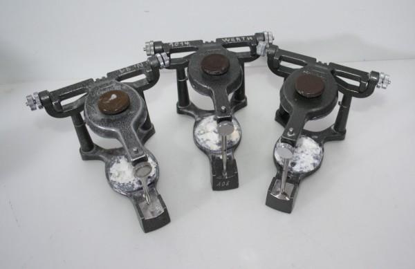 3 x SHOFU Handy Artikulatoren