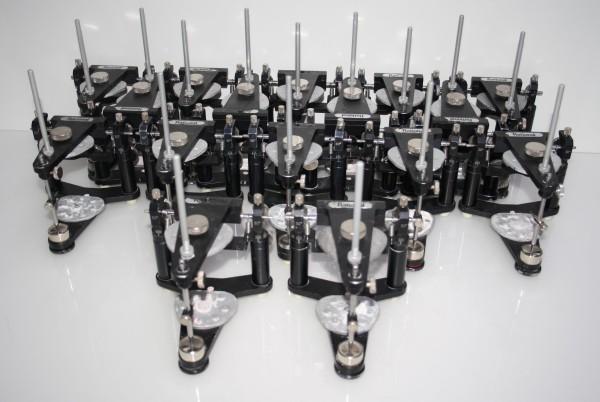 20 x Mittelwertartikulator / Artikulator Dentsply DeTrey Typ Rational