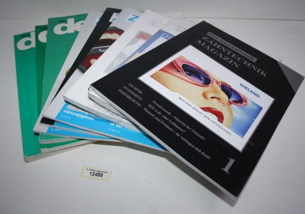 Dental Zeitschriften & Fachbücher #12489