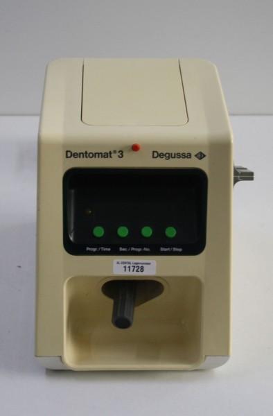 Degussa Dentomat 3 Amalgamanmischer / Kapselmischer # 11728