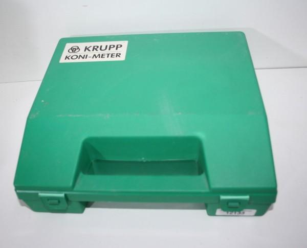 KRUPP Koni- Meter Friktionsmessgerät für Konuskronen # 12133