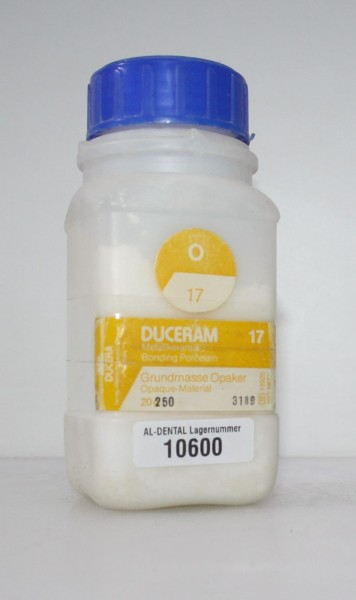 DUCERAM Metallkeramik / Grundmasse Opaker 17 # 10600