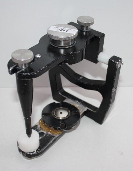 Eingipsgerät / Eingipsartikulator + Adesso/Baumann-System # 7641