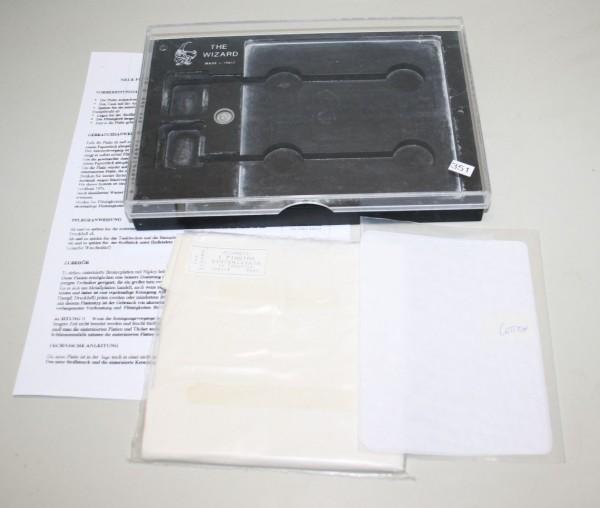 Permanent Oberflächenfeuchte Platte / Anmischplatte # 351