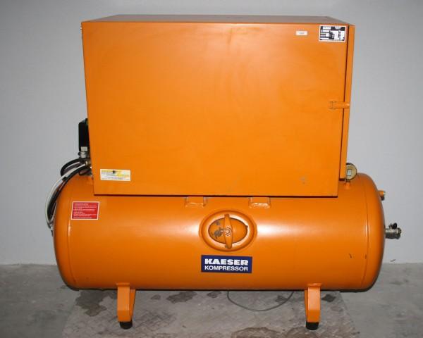 KAESER Kompressor Typ EPC 630-250 + Schutzhaube # 9249