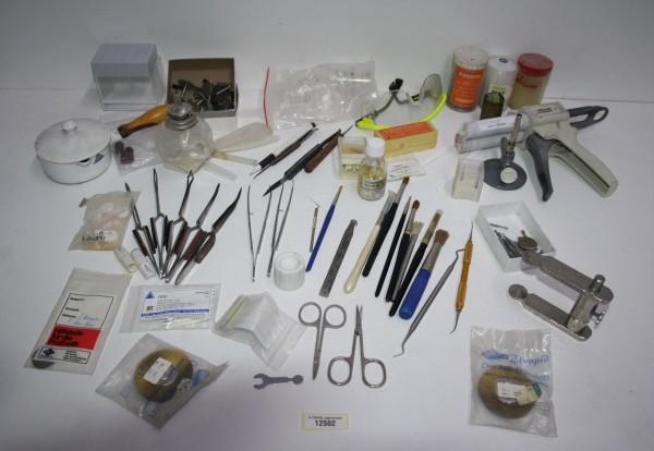Diverse Werkzeuge und Materialien #12502