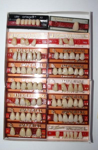 Zahngarnituren / Reparaturzähne namhafter Hersteller # 12726