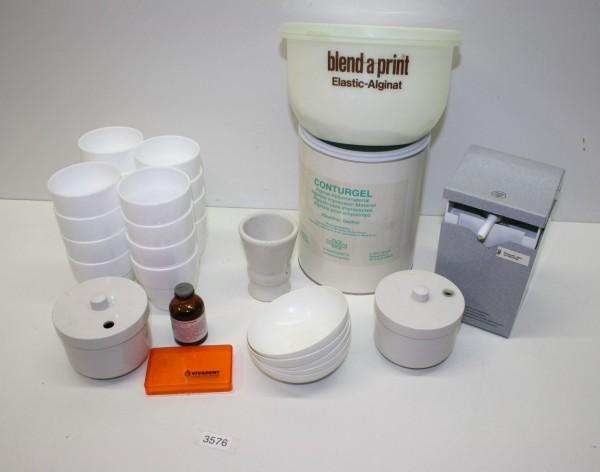 Restposten Verbrauchs-/Gebrauchsmaterialien # 3576