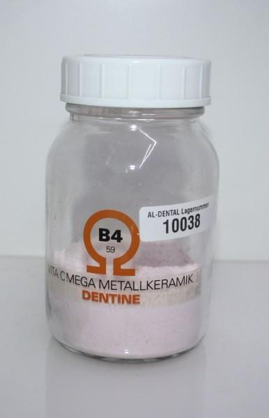 VITA OMEGA Metallkeramik B 4 # 10038
