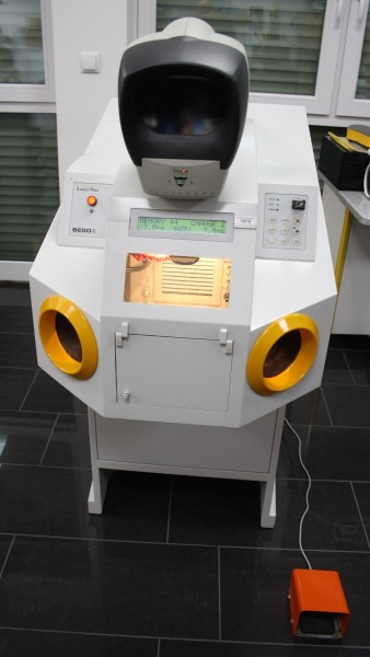 BEGO LaserStar Lynx Laser-Schweißgerät / Dental-Laser # 13019