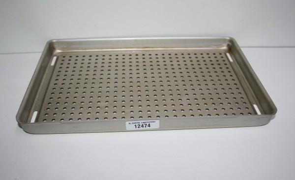 Melag Tablett / Tray / Sterilisator #12474