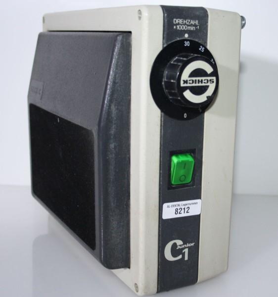 SCHICK Knieanlasser Typ C1-SK - 30.000 U/min. # 8212