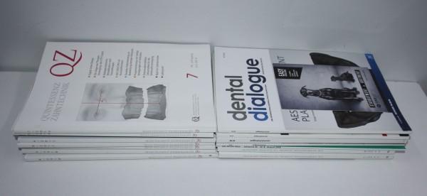 Diverse Zahntechniker-Zeitschriften / Fachliteratur # 12886