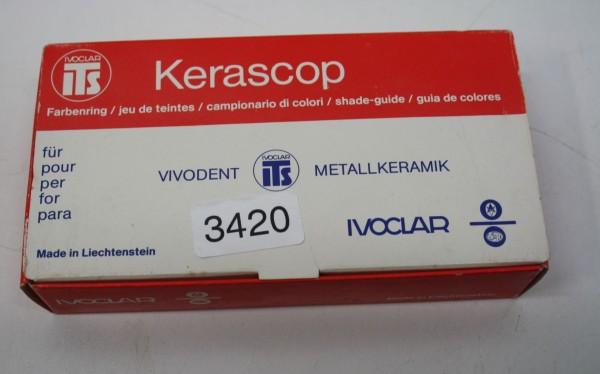 IVOCLAR Kerascop Farbenring # 3420