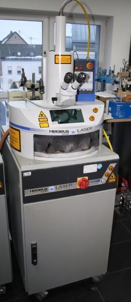 Heraeus Kulzer Laser 44 P Haas Laser # 14045