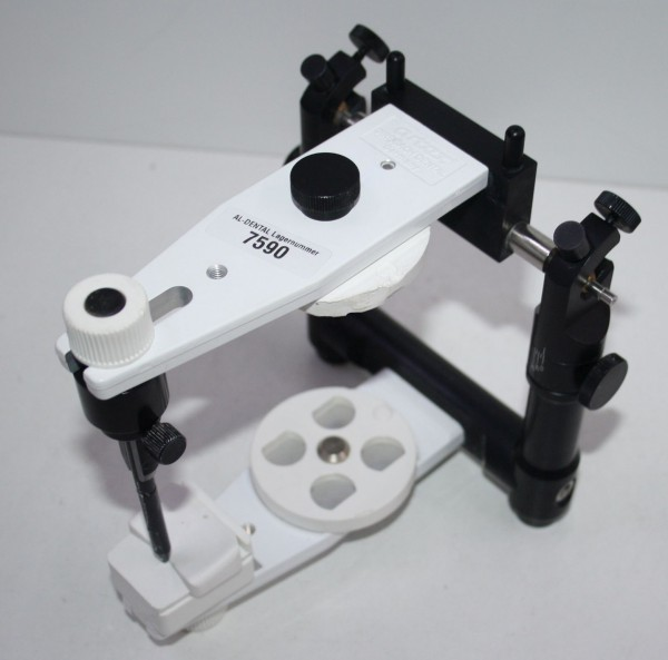 Amann Girrbach Artex NK Artikulator Basismodell # 7590