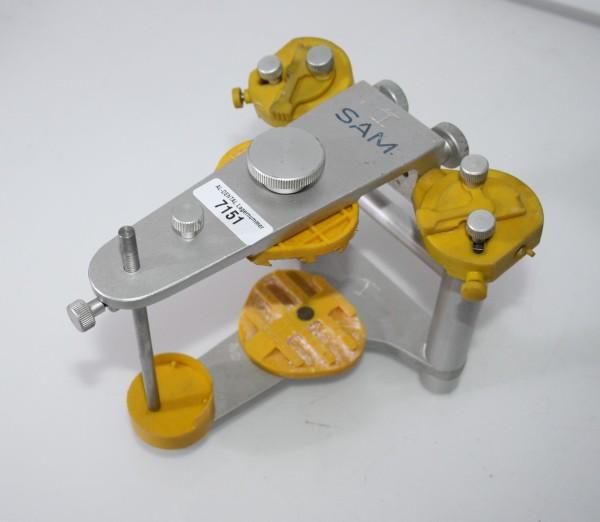 Artikulator SAM 1+ Kunststoffplatten # 7151
