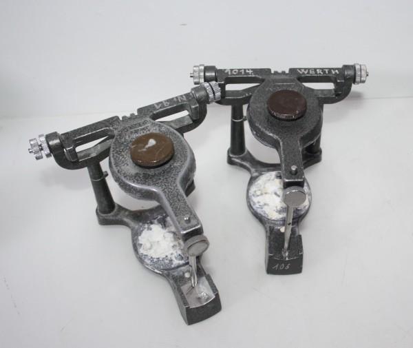 2 x SHOFU Handy Artikulatoren