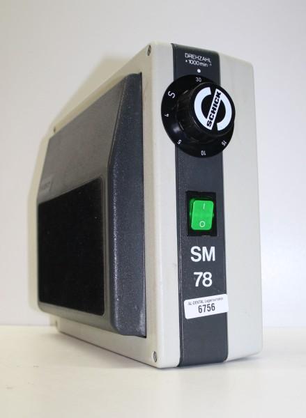 Schick SM 78 Knieanlasser # 6756