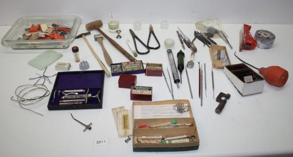 Diverse Zahntechniker Werkzeuge # 3611