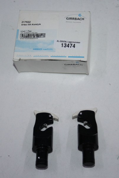 GIRRBACH DENTAL Artex NK Kondylenpaar # 13474